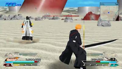 Bleach: Versus Crusade screenshot 1