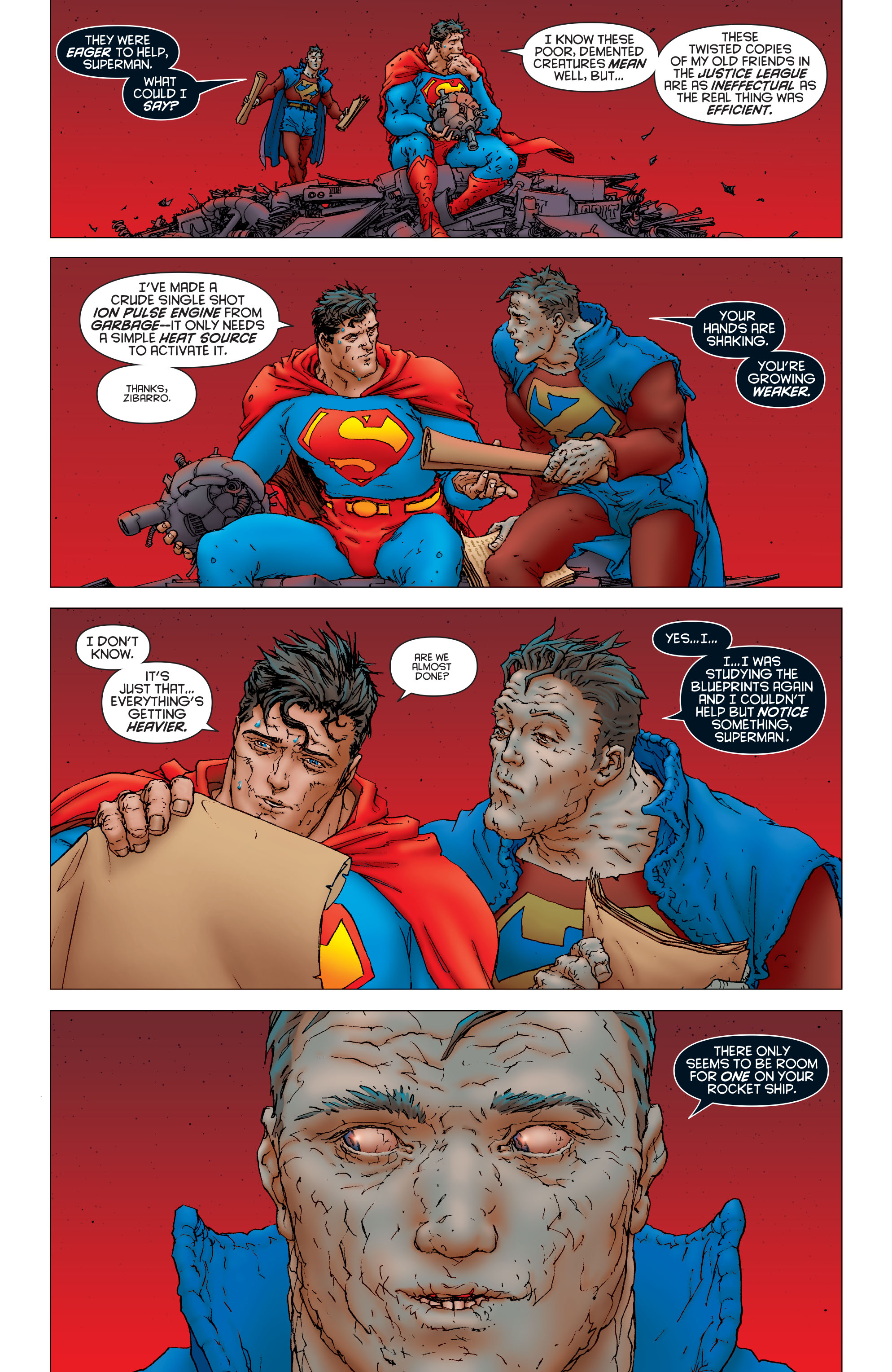 Read online All Star Superman comic -  Issue #8 - 14