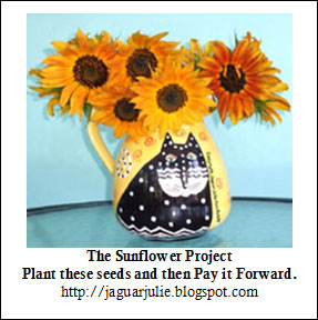 The sunflower project free seeds