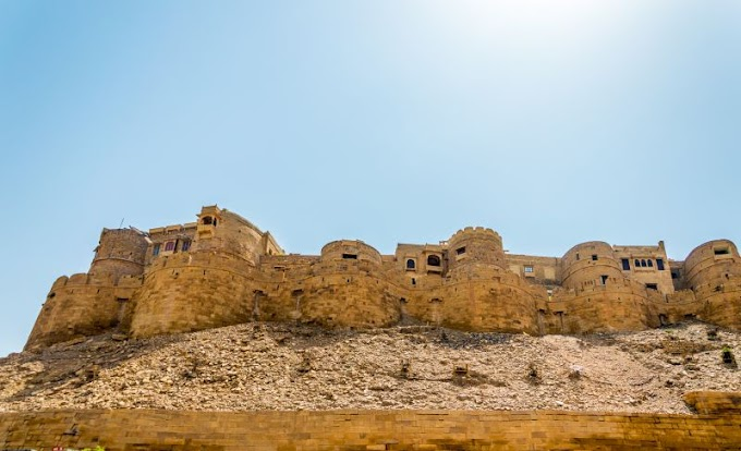 A Tryst with Royalty - Bikaner & Jaisalmer - Day 4 -  Sonar Kila -The Living Fort (Hindi Version)