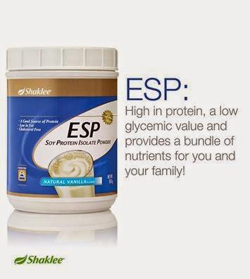 ESP makanan terbaik untuk sekeluarga mendapat tenaga sepanjang hari