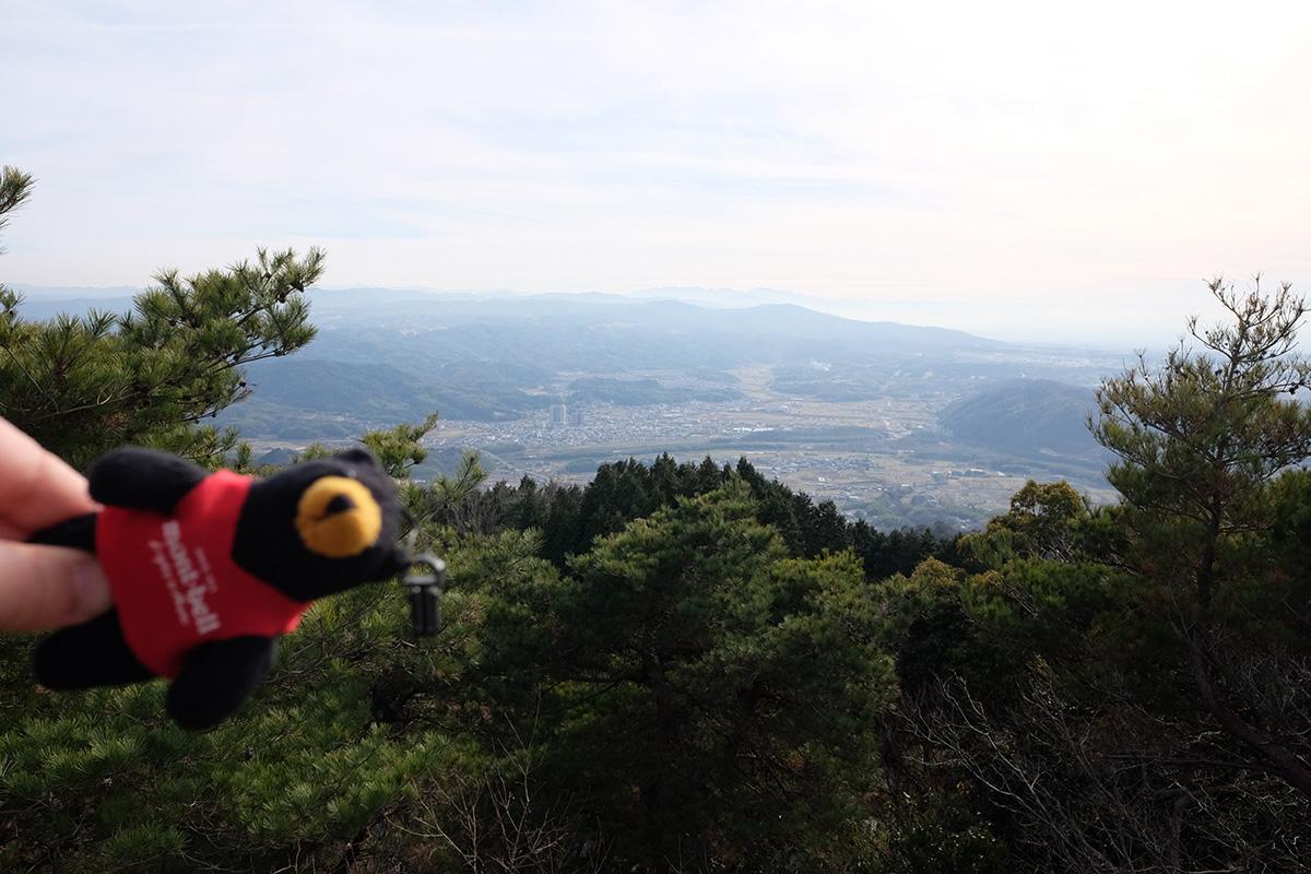 京都府木津川市 三上山