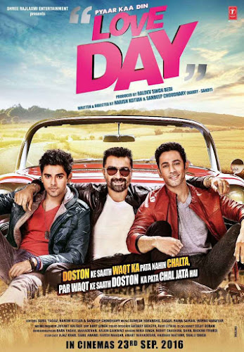 Love Day - Pyaar Kaa Din (2016) Movie Poster
