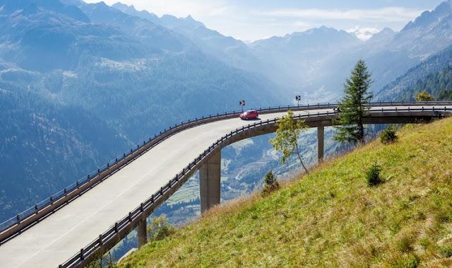Como alugar um carro na Suíça