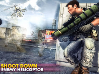 Free Download Elite Force Army War Commando Versi 1.0 Mod Apk