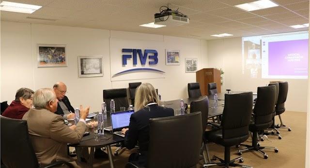 Chương trình bảo vệ sức khỏe cho các cầu thủ thuộc FIVB