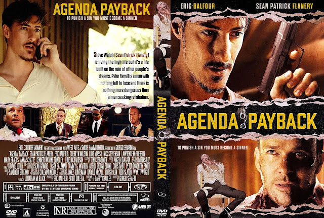 Agenda Payback DVD Cover