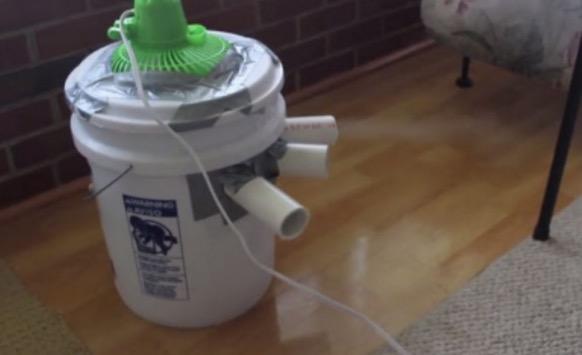 Cara Menghasilkan Aircond Bajet di Rumah