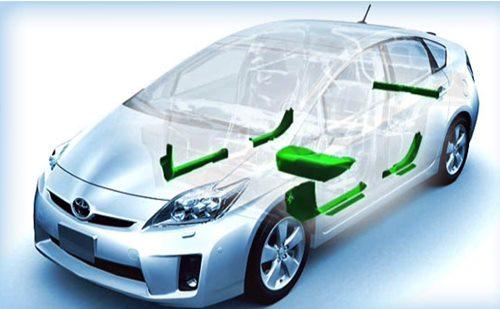 Toyota Prius+ Hybrid Sexy Brown Elegant Design 2015