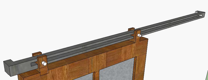 Terbaru 26 Cara Membuat Rel Pintu Geser
