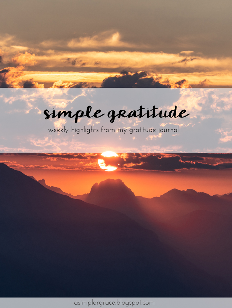 I'm sharing my #gratefulheart on the blog. What are you grateful for today? #gratitude #feelingthankful