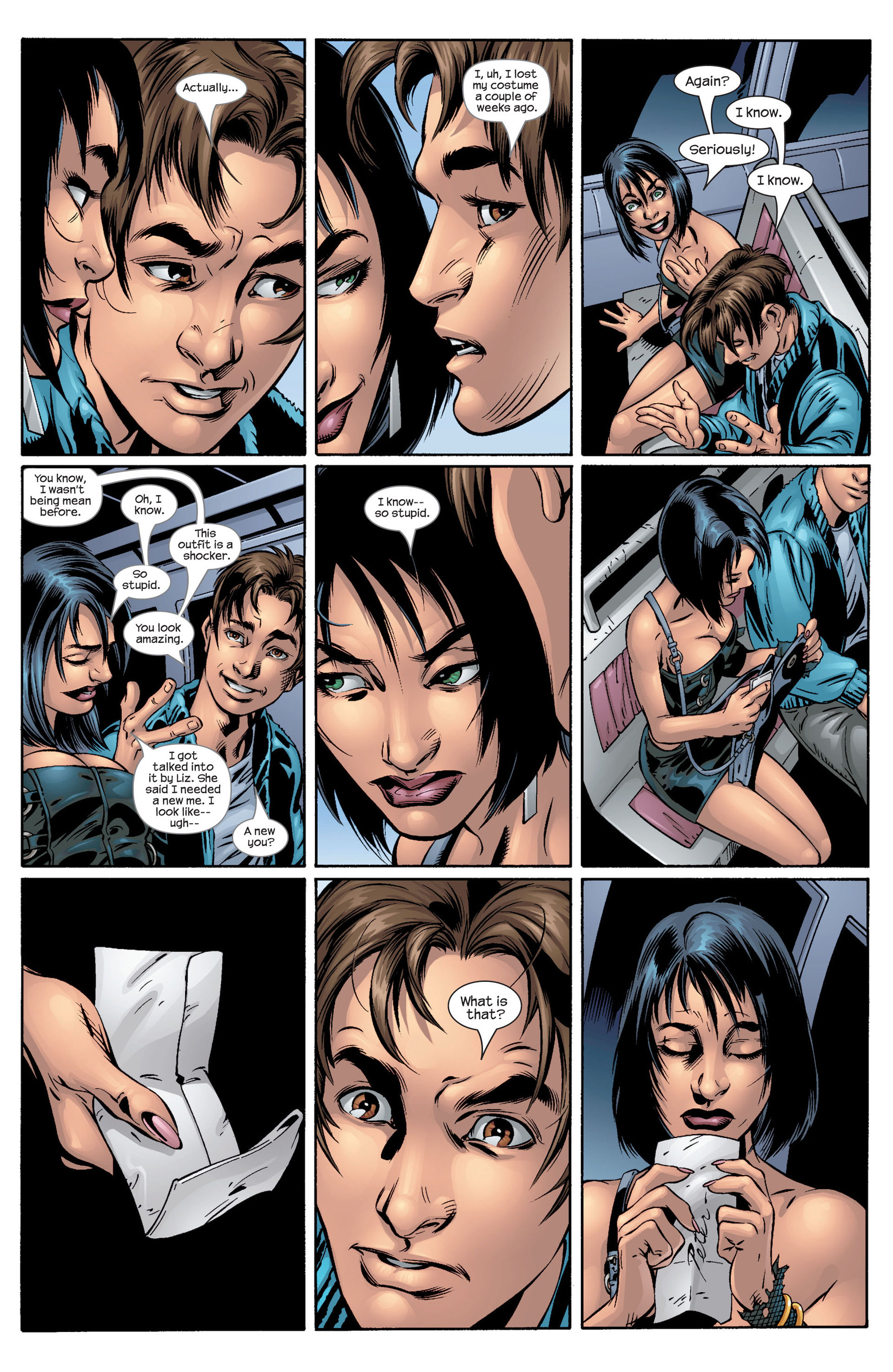 Read online Ultimate Spider-Man (2000) comic -  Issue #41 - 10