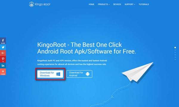 Cara Root Ponsel dan Tablet Android