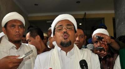 Rizieq tuduh Megawati menghina agama, benar kah merupakan bentuk pengalihan kasus yang sedang menjerat Rizieq ?