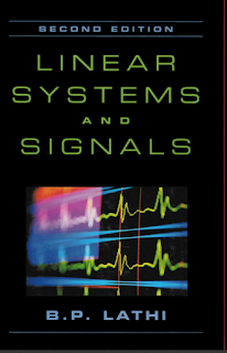 Linear System And Signal