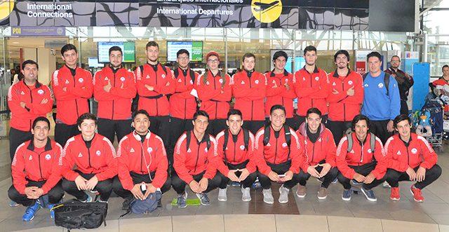 Este sábado empieza el panamericano juvenil de balonmano