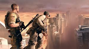 SPEC OPS THE LINE pc game wallpapers|screenshots|images