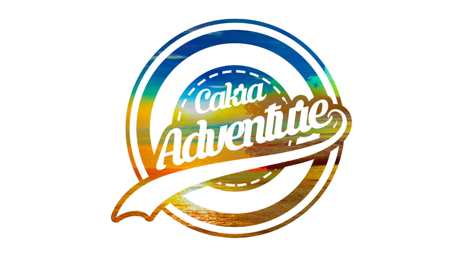 logo cakra adventure
