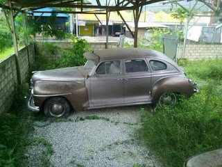 Forsale Plymouth 1948 Deluxe Kondisi Juara