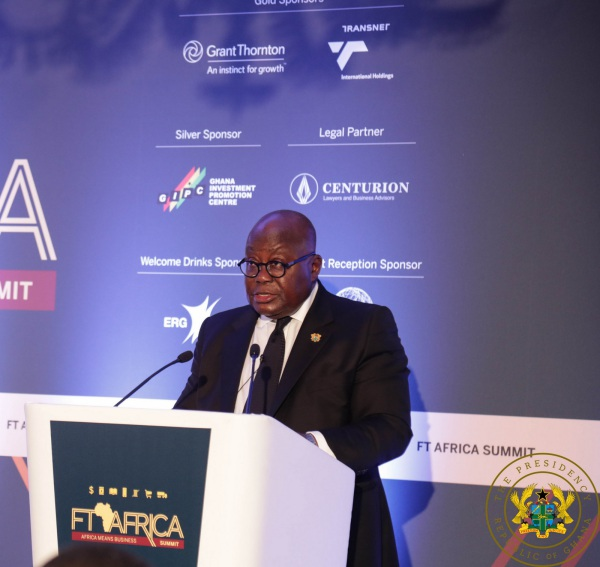"""We Welcome Those Prepared To Invest In Ghana"" – President Akufo-Addo"
