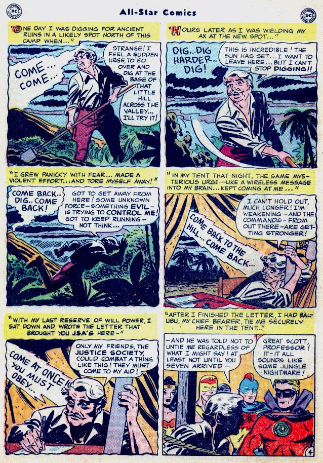 Read online All-Star Comics comic -  Issue #52 - 5