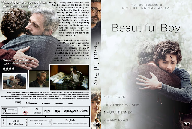 Beautiful Boy DVD Cover