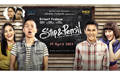Download Film Indonesia Terbaru Stip & Pensil (2017) Full Movie Gratis