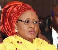 Wife of the President of Nigeria