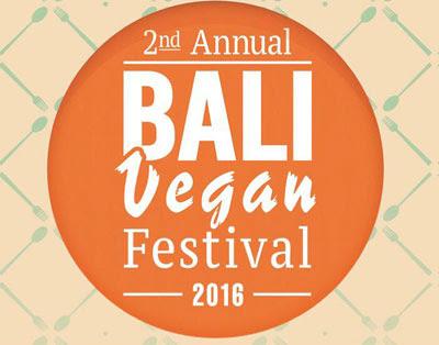 The 2nd Annual Bali Vegan Festival 2016 - Ubud