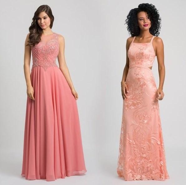 A combinação entre tom de pele e cor de vestido de festa é muito importante. Esse tipo de cuidado garante looks mais elegantes e bonitos para várias ocasiões.