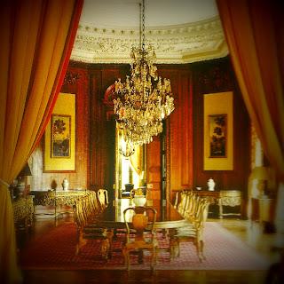 A Decoração Inglesa do Palácio Ortiz Basualdo, em Buenos Aires