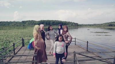 Danau Baruh Bahinu