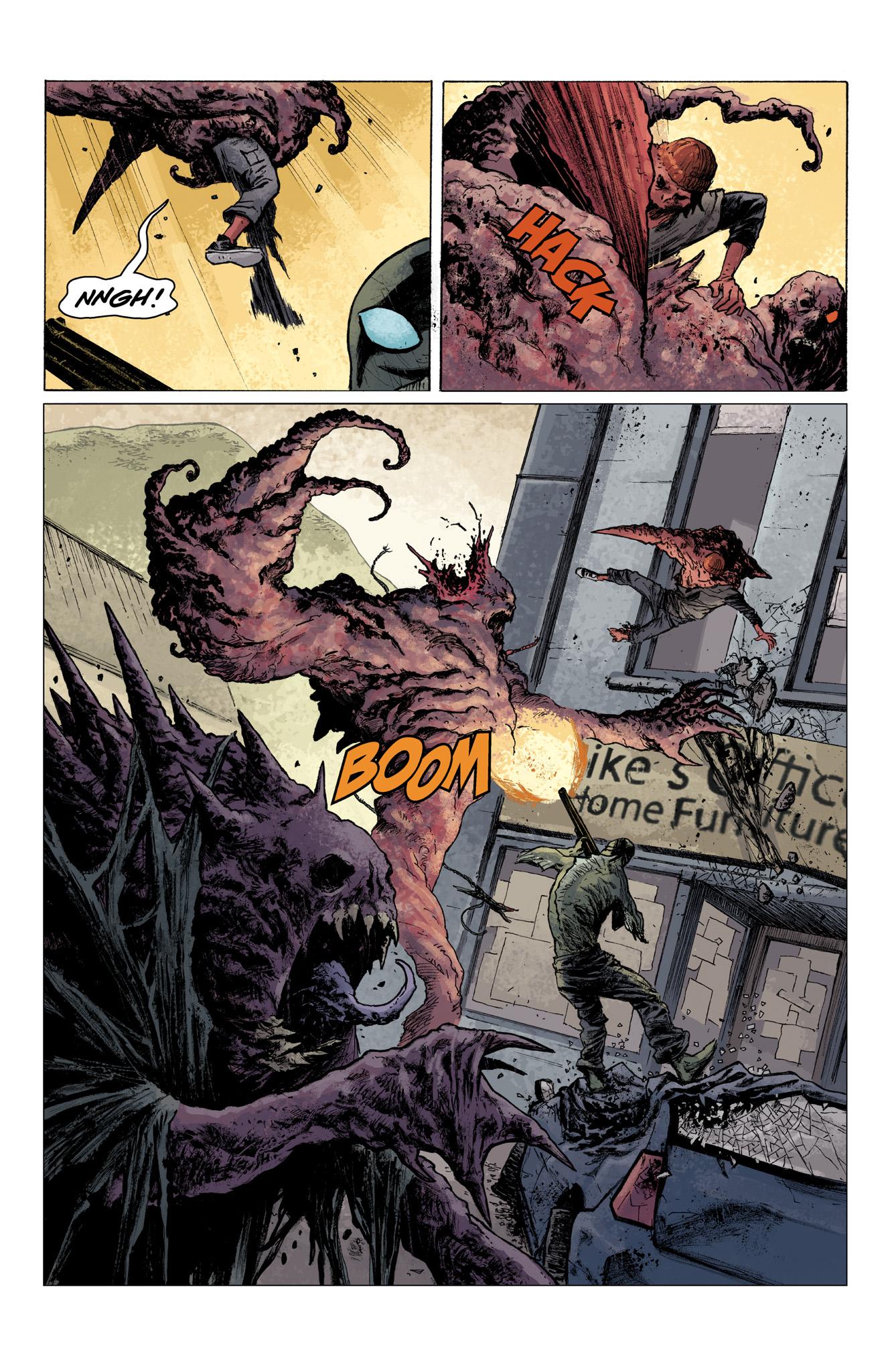 Read online Abe Sapien comic -  Issue #3 - 10