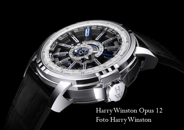 Harry Winston Opus 12