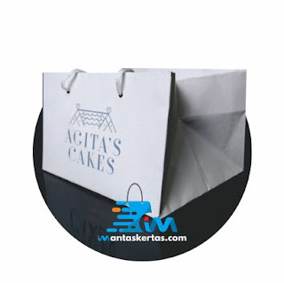 Jual Paper Bag Brownies
