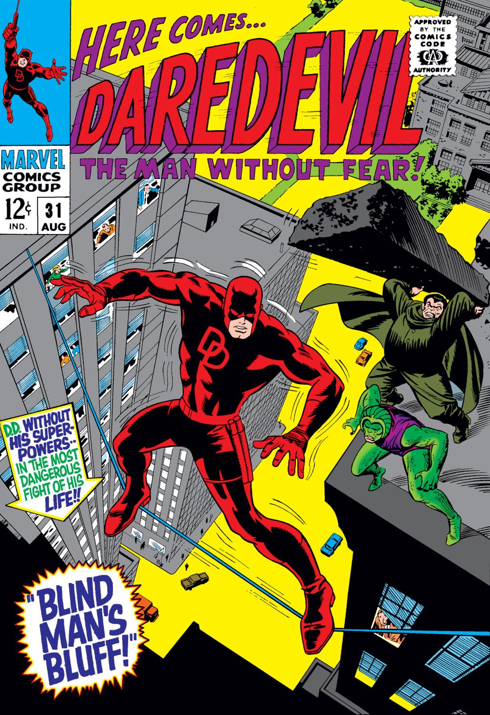 Daredevil (1964) 31 Page 0