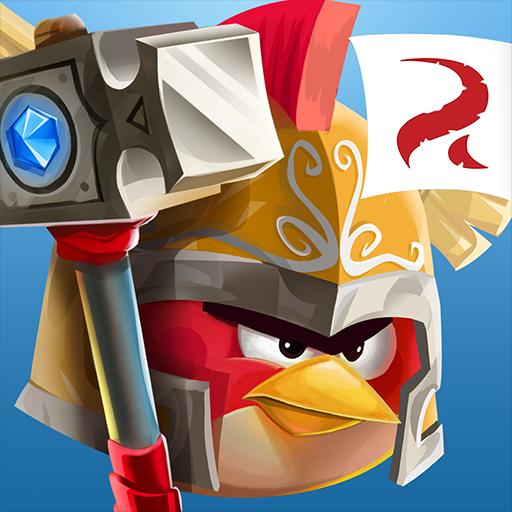 تحميل لعبه Angry Birds Epic RPG مهكره اخر اصدار