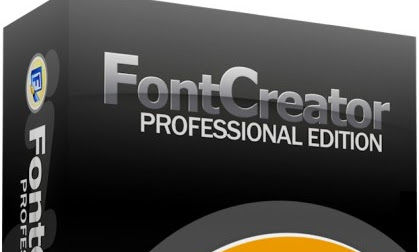 FontCreator 10 Professional Edition full crack