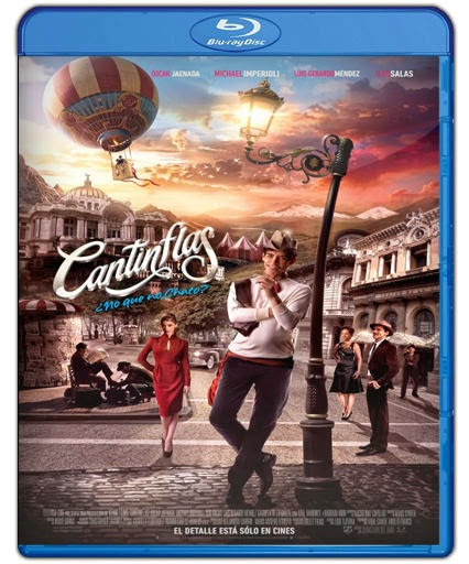 Cantinflas (2014) HD 1080p Latino