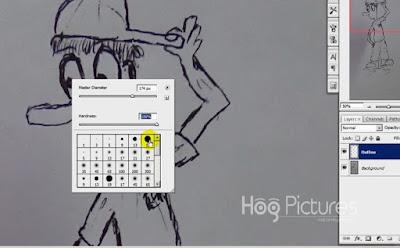 Cara Membuat Karakter Kartun Sendiri 3 - Hog Pictures