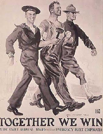 Ad Astra Per Aspera Propaganda Primera Guerra
