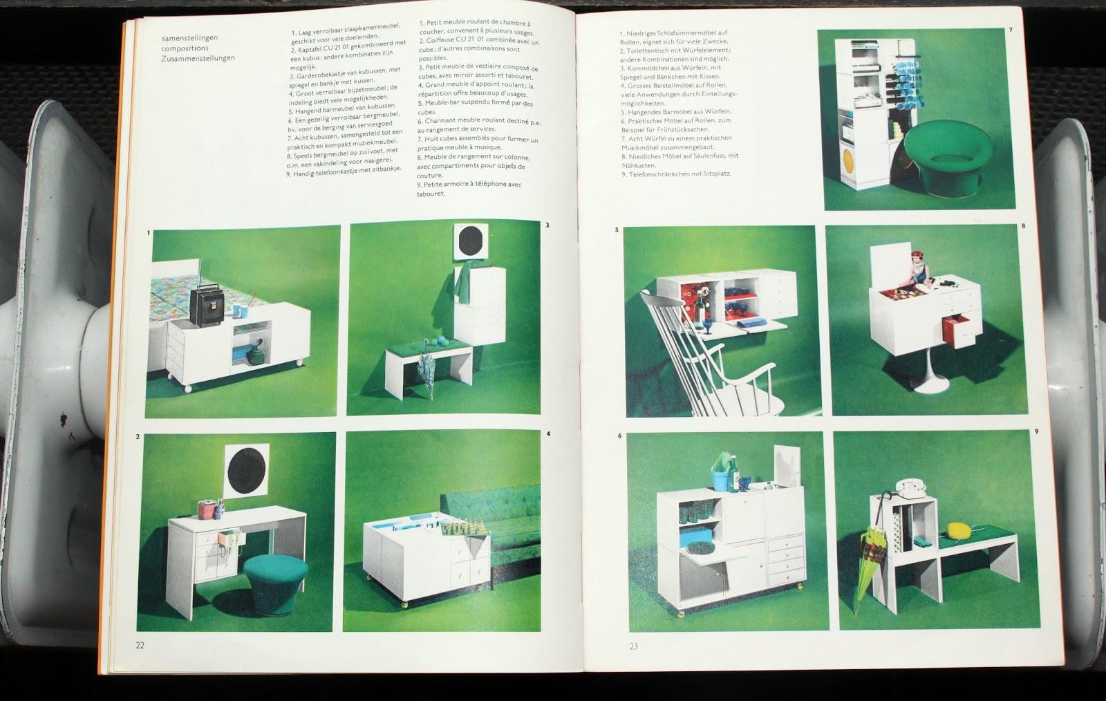 Pastoe Cees Braakman Bankje.Bint Photobooks On Internet Pastoe Product Catalogue Ums Pastoe