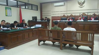 Dua Terdakwa Korupsi Alat Peraga SMKN 2 Kota Mojokerto Divonis 5 Tahun Penjara