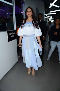 Sonali bendre Spotted at The Modern Gurukul Book launch