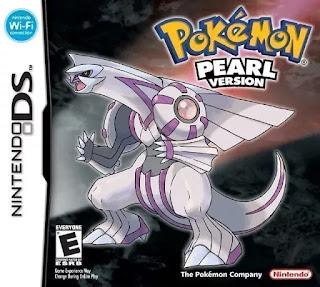 Pokémon Pearl ( BR ) [ NDS ]