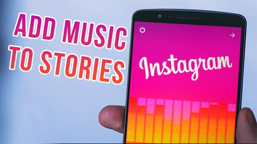Cara menambahkan background lagu/musik ke Instagram story