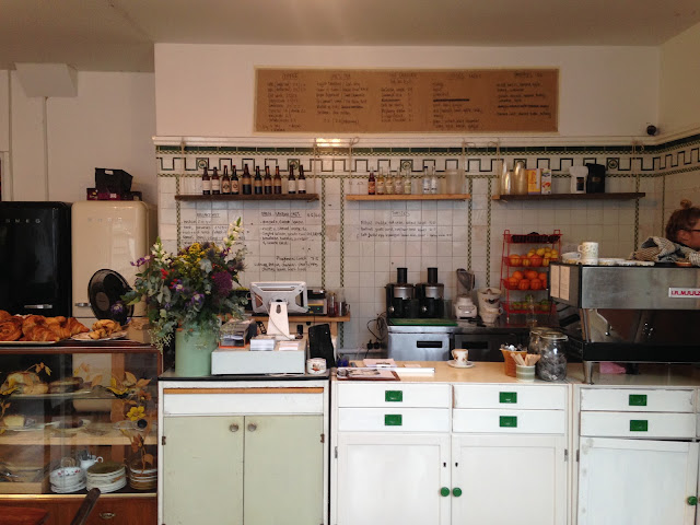 Cafes in North London