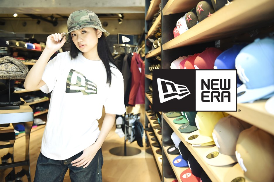 12f25bfcc4ade Shopping ♪ Everything about NEW ERA JAPAN! Flagship shop of NEW ERA in  Harajuku!! Are you ready?