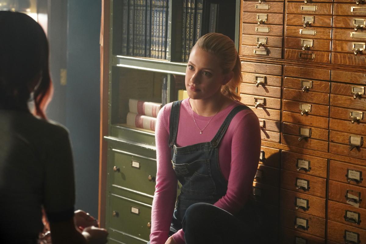 Lili Reinhart en Riverdale