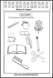 Projeto pedagógico volta às aulas